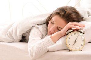 soñar con dormir