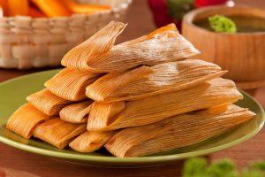 soñar con tamales