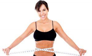 soñar con bajar de peso