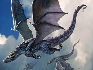 soñar con dragon
