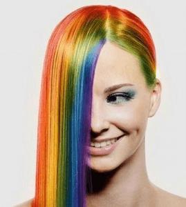 soñar con teñirse el cabello