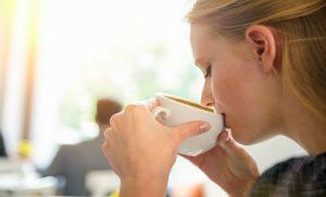 soñar con tomar cafe