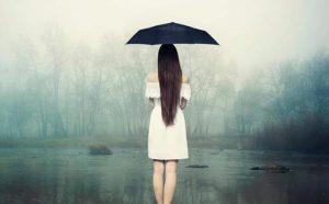 soñar con melancolía