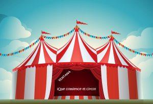 soñar con un circo