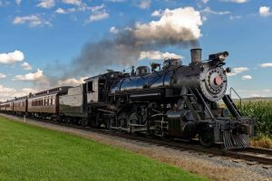 soñar con un ferrocarril