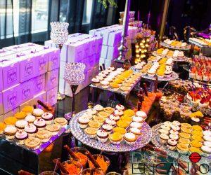 soñar con mesa de dulces