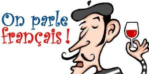 soñar con el idioma francés
