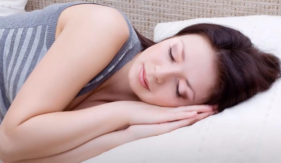 soñar con dormirse